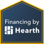 Financing by Hearth - click to apply